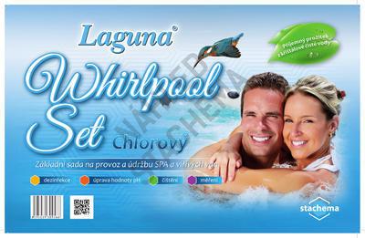 Laguna Whirpool set (Clear spray, pH mínus, tabl. 3v1 mini, tester 4 v 1) 1 ks - 2
