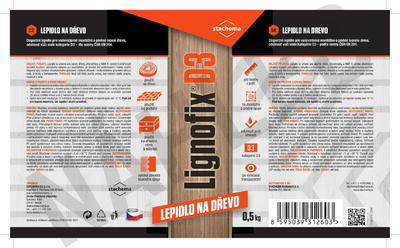 Lignofix D3 500g - 2