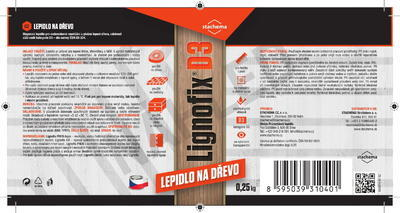 Lignofix D3 250g - 2