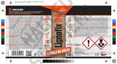 Lignofix D4 250g - 2