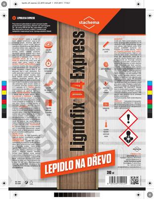 Lignofix D4 EXPRES 0,31 l - 2