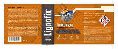 Lignofix ŘEDIDLO S 6300 - 0,6 l - 2