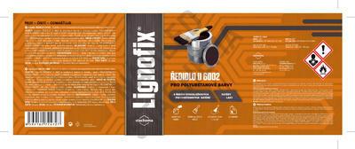 Lignofix ŘEDIDLO U 6002 - 0,6 l - 2