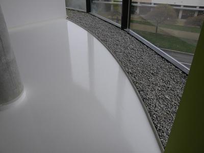GOREPOX G, RAL 7040 (okenní šedá), vodouředitelná epoxid. barva, lesklá, set 10kg  - 2