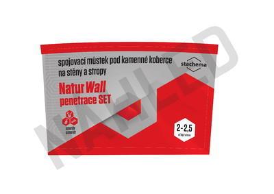 NaturWall penetrace SET - 0,55kg (složky A,B) - 2