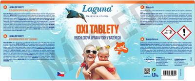 Laguna OXI tablety 1kg - 2