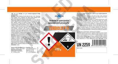 Tvrdidlo pro Eprosiny a epoxidy P11 1kg - 2