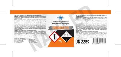 Tvrdidlo pro Eprosiny a epoxidy P11 70g - 2