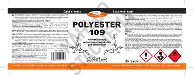 Polyester 109, souprava 520 g - 2
