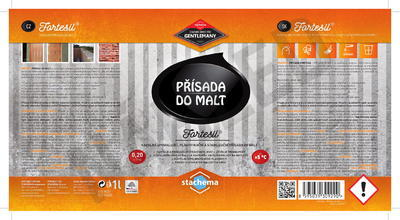FORTESIL - přísada do malt 1 l - 2