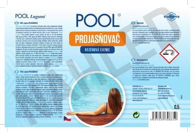 POOL Laguna Projasňovač 0,5 l - 2