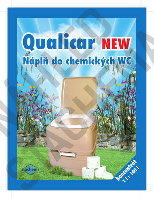 Qualicar NEW 10 l - 2