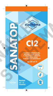Sanatop Cl2 10l - 2