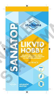 SANATOP LIKVID Hobby apl. 1 l - 2