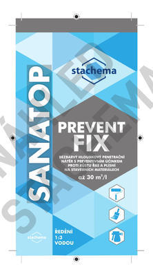 SANATOP PREVENT Fix 5l - 2