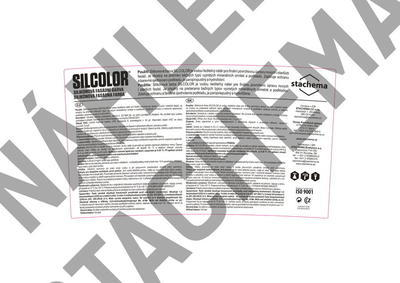 SILCOLOR báze A 7kg - 2