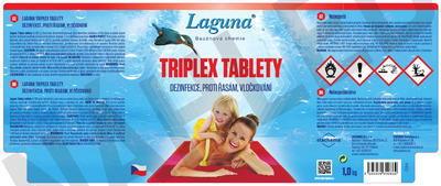 Laguna Triplex tablety 3v1 1 kg - 2