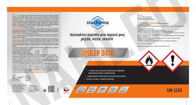 UNILEP D418 - 0,5L - 2