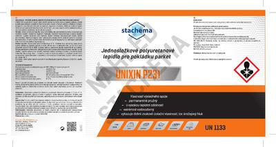 UNIXIN P231 - 15kg (3 x 5kg) - 2