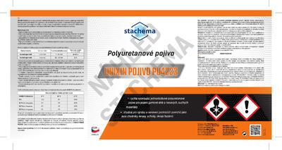 UNIXIN PU4223CW - 5kg - 2