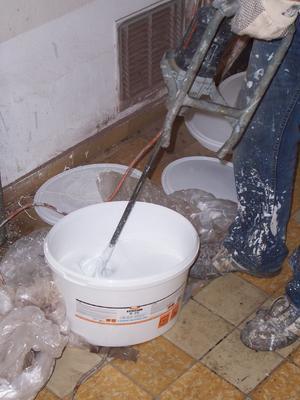 Stěrková hmota Eprosin E 25, bílá, 10kg NEW - 3
