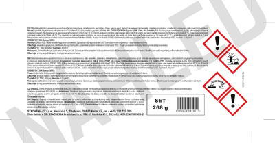 CHS-EPOXY 324 / Epoxy 1200, souprava 268 g - 3