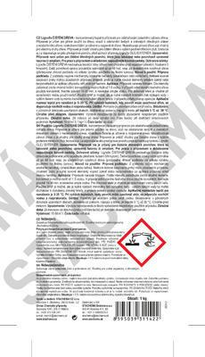 Lignofix čištění dřeva 1 kg - 3