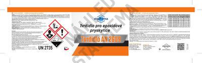 Eprosin Z 40 s AN 2609, souprava 1,19 kg - 3