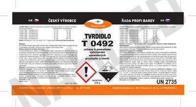 CHS-EPOXY 474/T, 0492 epoxidová penetrace, souprava 9,6kg - 3