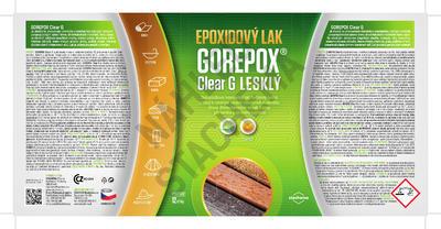 GOREPOX CLEAR G - set 8 kg - 4