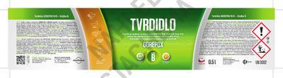 GOREPOX G, šedá (RAL 7045), vodouředitelná epoxid. barva, lesklá, set 10kg - 4