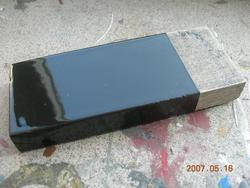 Epoxidový vrchní email S 2321 ČSN 1999 (černý), lesklý, 1kg  - 4