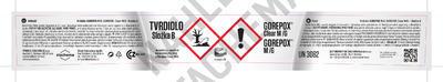 GOREPOX CLEAR M vodouředitelný epoxidový lak matný, set 1kg - 6