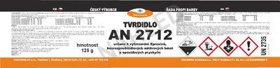 Tvrdidlo speciální pro eprosiny AN 2712, 3 kg (k Eprosin E15/E25 new) - 7