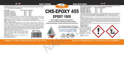 CHS-EPOXY 455 / Epoxy 1505, 10 kg - 7