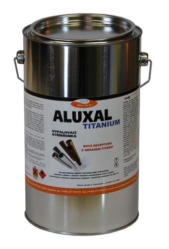 Vypalovací stříbřenka Aluxal TITANIUM 4kg