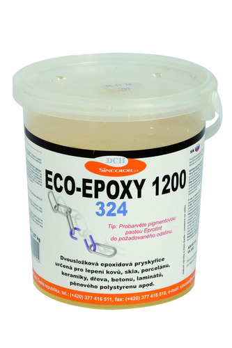 CHS-EPOXY 324 / Epoxy 1200, 10kg