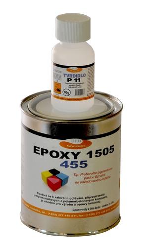 CHS-EPOXY 455 / Epoxy 1505, souprava 770 g