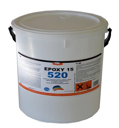 CHS-EPOXY 520 / Epoxy 15, 10 kg