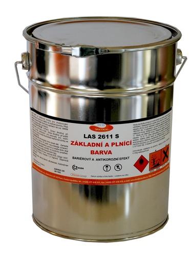 Syntetická bariérová mezivrstva LAS 2611 S 0110 (šedá), se železitou slídou 20kg