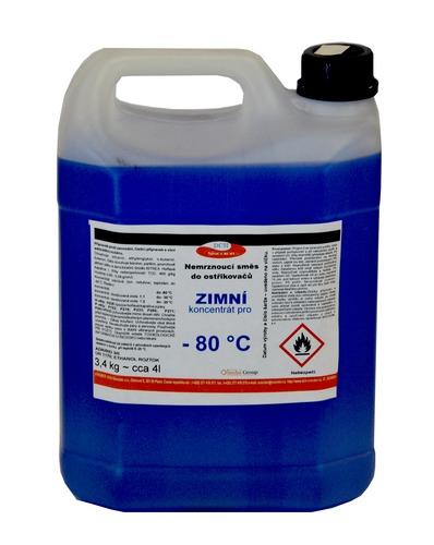 Nemrznoucí směs -80°C 169kg/200l sud
