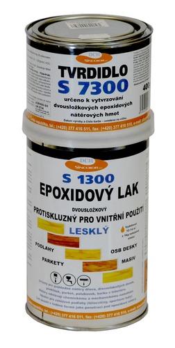 epoxidový lak na podlahu lesk Sincolor
