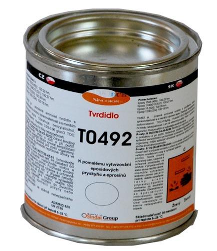 Tvrdidlo pro Eprosiny a epoxidy T0492, pomalé, 2,3kg